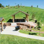 Elk Ridge Park Pavilions and lawn