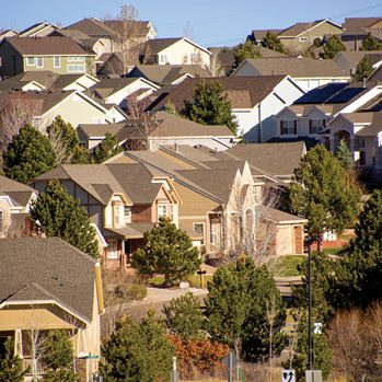 castle pines neighborhood homes