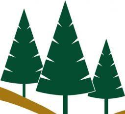 three green trees logo